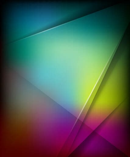 Abstract Colorful Geometric Shapes by Abstract Geometric Shapes Colorful Background Vector Free