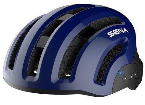 Aussenle Mit Integrierter Kamera by You Ve Got To See This Bluetooth Connected Bike Helmet