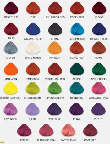 Different Hair Colour Names by Pretty Cytrynka99 Pinger Pl