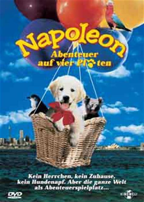 napoleon abenteuer auf vier pfoten film