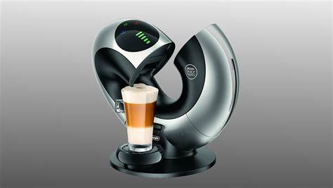 Space ship or coffee machine? De?Longhi Nescafe Dolce