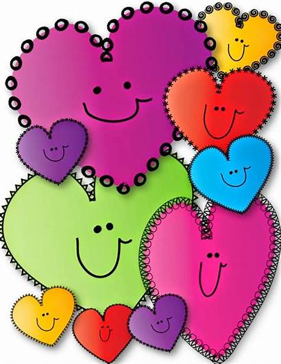 Valentine Valentines Hearts Clip Heart Happy Clipart