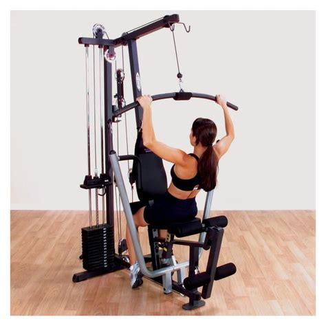 Body Solid Exm1500s Home Gym Review - Homemade Ftempo