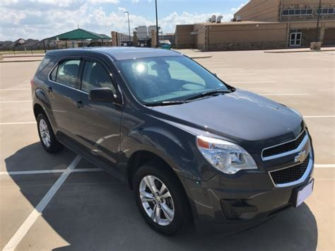 2011 Chevy Equinox, Low Mileage, One Owner, Very Clean For