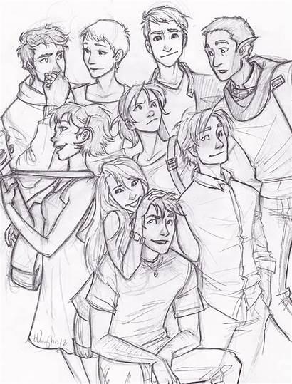 Friends Drawings Sketches Burdge Drawing Character Cartoon