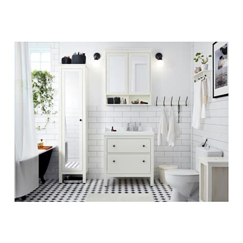 Mirror Medicine Cabinet Replacement Door by Hemnes Mirror Cabinet With 2 Doors White 83x16x98 Cm Ikea