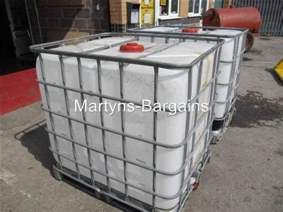 ibc tank 1000 liter ibc water tank 1000 litre ibc container water storage ebay