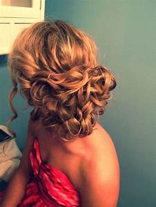 Curly Hairstyles For Prom Night Parties The Xerxes