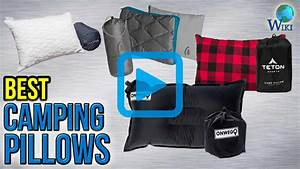 Top 10 camping pillows of 2017 video review for Best down pillows consumer reports