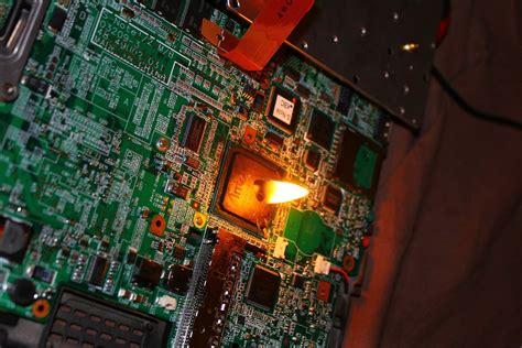 macro circuits circuit boards wallpapers hd desktop