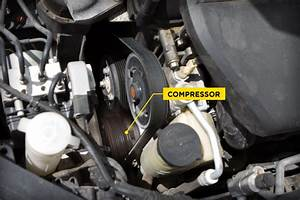 How To Find The Low-pressure A  C Port On Your Car