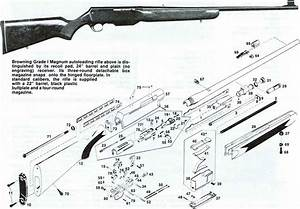 M14 Exploded Parts Diagram