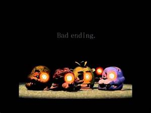 Fnaf 3 Bad Ending - YouTube