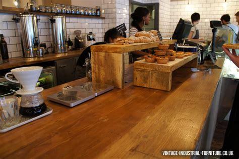 table dining yorks bakery cafe vintage furniture