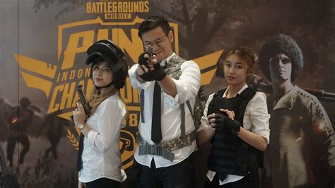 sambut turnamen pubg indonesia national championship pinc
