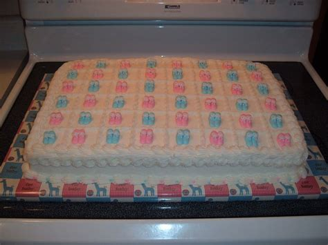Baby Shower Sheet Cakes For by Best 25 Baby Shower Sheet Cakes Ideas On