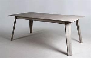 Table De Salle Manger Style Scandinave Brin D39Ouest