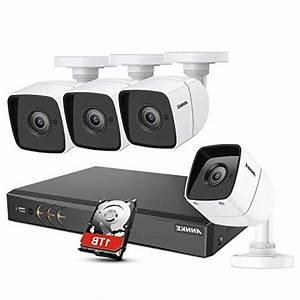 Annke 5mp Security Camera System 8