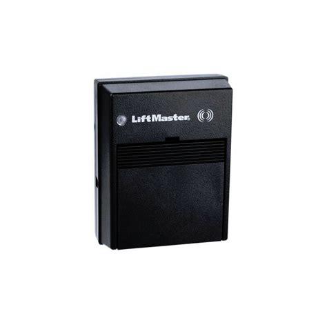 Door Opener Universal Receiver Kit by Liftmaster 365lm In Security Plus Radio Receiver Ebay