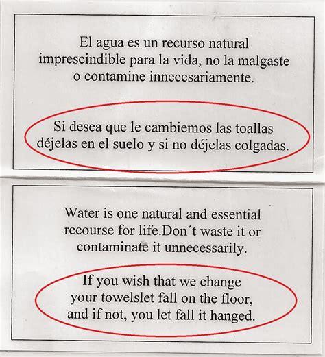 hilarious spanish  english translation services failures