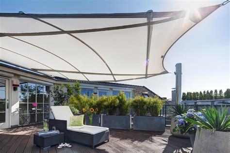 sonnensegel fã r balkon c4sun sonnensegel elektrisch aufrollbare sonnensegel systeme