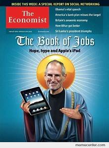 Steve Jobs is the God by ben - Meme Center