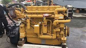 Caterpillar 3406e 550hp 2100rpm Marine Engine 2