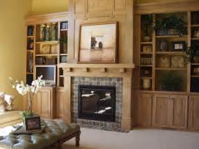 Living Room With Fireplace And Bookshelves by 20 Living Room With Fireplace That Will Warm You All
