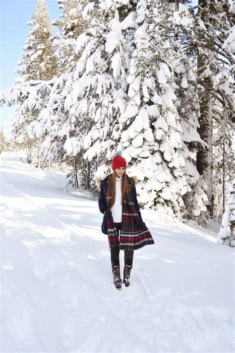 Spending A Day In A Winter Wonderland Winter wonderland