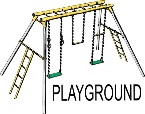 school playground clipart black and white playground clip school clipart panda free clipart