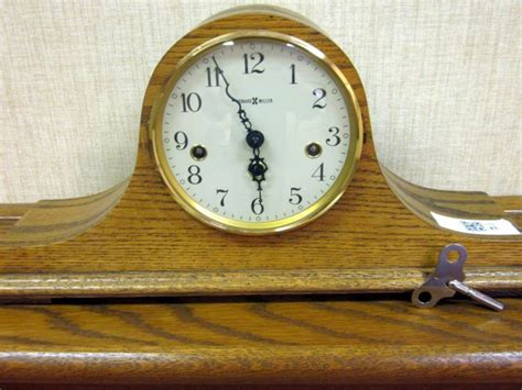 Howard Miller Mantle Clock