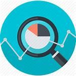 Business Thinking Flat Studies Ensure Icons Keys