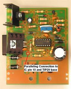 Paralleling Two Astron Linear Power Supplies