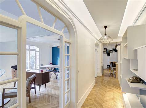 Deco Cuisine Appartement Design Nordique Style Annees 50