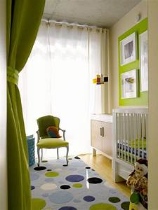 decoration chambre bebe en 30 idees creatives pour les With chambre bebe vert anis