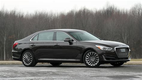 2017 Genesis G90 by 2017 Genesis G90 Review Getting Closer