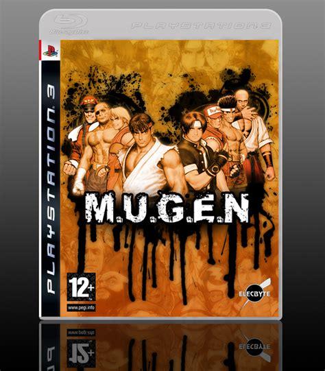 mugen playstation  box art cover  rokudaime
