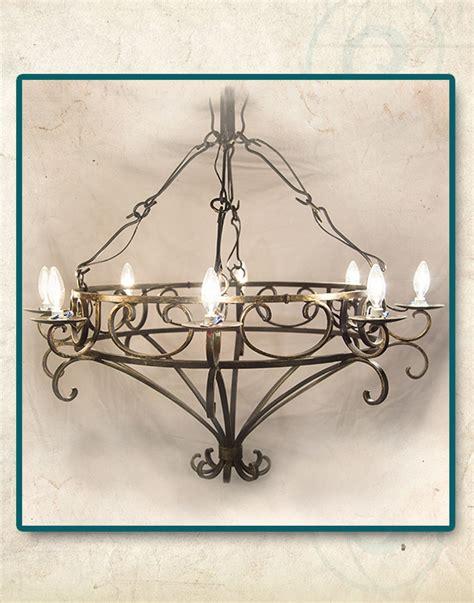 san antonio wrought iron ls and lighting fixtures