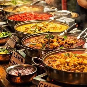 muslim wedding invitation tips to choose food for an indian wedding