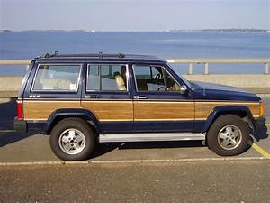 Chrismarino 1987 Jeep Wagoneer Specs  Photos  Modification