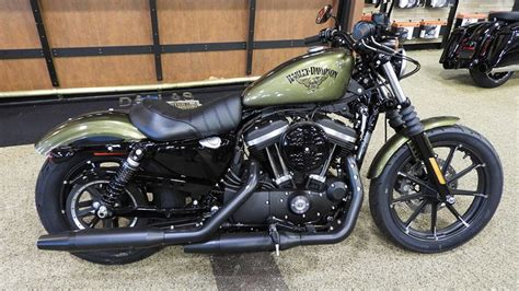 2017 Harley-davidson Sportster Iron 883 For Sale Near