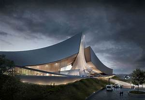 Concert Visual Design Crashing Waves Form4 Architecture Arch2o Com