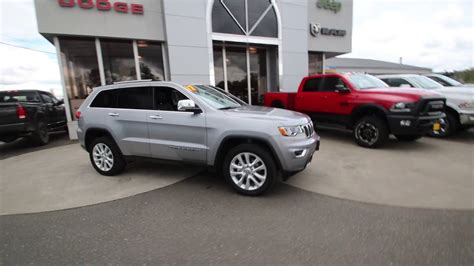 jeep grand cherokee trailhawk silver 2017 jeep grand cherokee limited billet silver