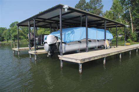 Fishing Boat Docks For Bass by Bass Fishing And Dock Dynamics At Smith Mountain Lake