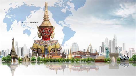 Bangkok Thailand Uhd 8k Wallpaper Pixelz