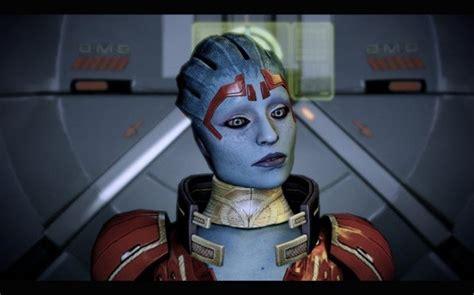 Samara's Oath of Allegiance to Shepard