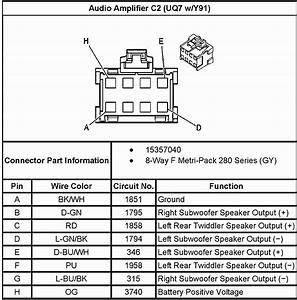 2006 Cadillac Escalade Problem With Sound System