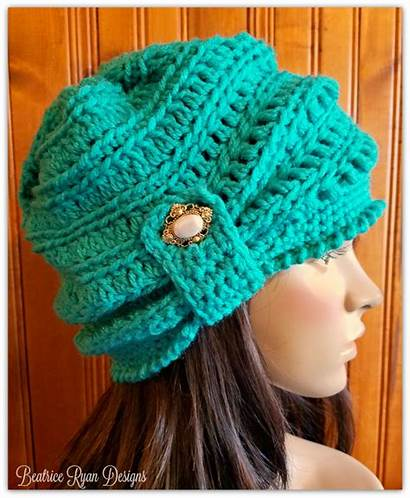 Crochet Beanie Pattern Hats Hat Patterns Wintertide