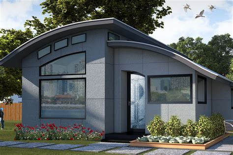 prefab smart home flex house   order curbed