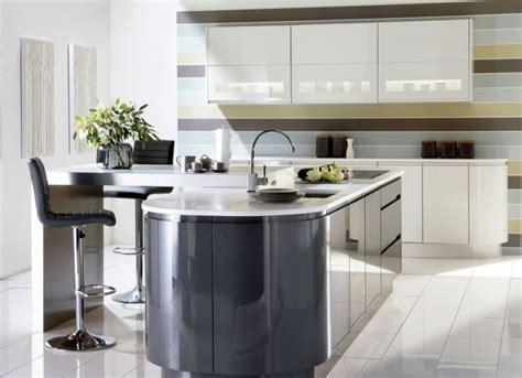 grey gloss kitchen cabinets kitchen design trends 4064